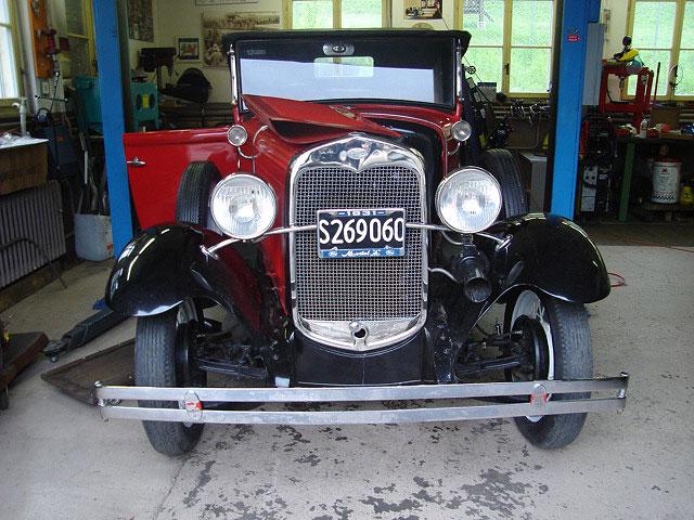 Ein ford model a